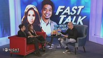 Fast Talk with Nyoy and Klarisse  The singers share what is great about being single and being married