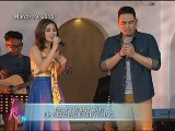 Jed and Kyla sing Taylor Swift's Teardrops On My Guitar