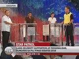 Ilang Celebrity supporters at Personalidad, bumuhos sa Pilipinas Debate 2016