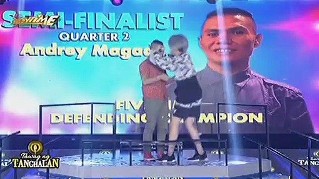 Andrey Magada pasok sa semi-finals ng Tawag ng Tanghalan