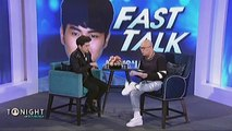"Fast Talk with """"I Love OPM"""" winner Yohan Hwang: Yohan says he wants to meet Sandara Park"
