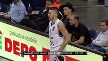 William Mosley, Partizan NIS Belgrade - Top plays