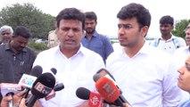 Hulimavu lake breach : Bengaluru Mayor Visits the lake breached area | Oneindia Kannada