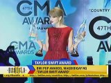"""BMI POP Awards, Magbibigay ng """"""""Taylor Swift Award"""""""""""