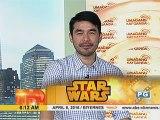 Trailer sa Star Wars spin-off film na 'Rogue One', inilabas na