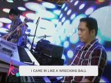 Jed Madela's own rendition of Miley Cyrus' Wrecking Ball