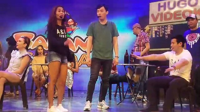 Hugot pa more with Hugot Videoke rehearsals!