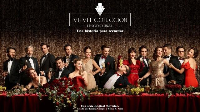 Velvet Colección: Episodio final (Movistar) - Tráiler (HD)