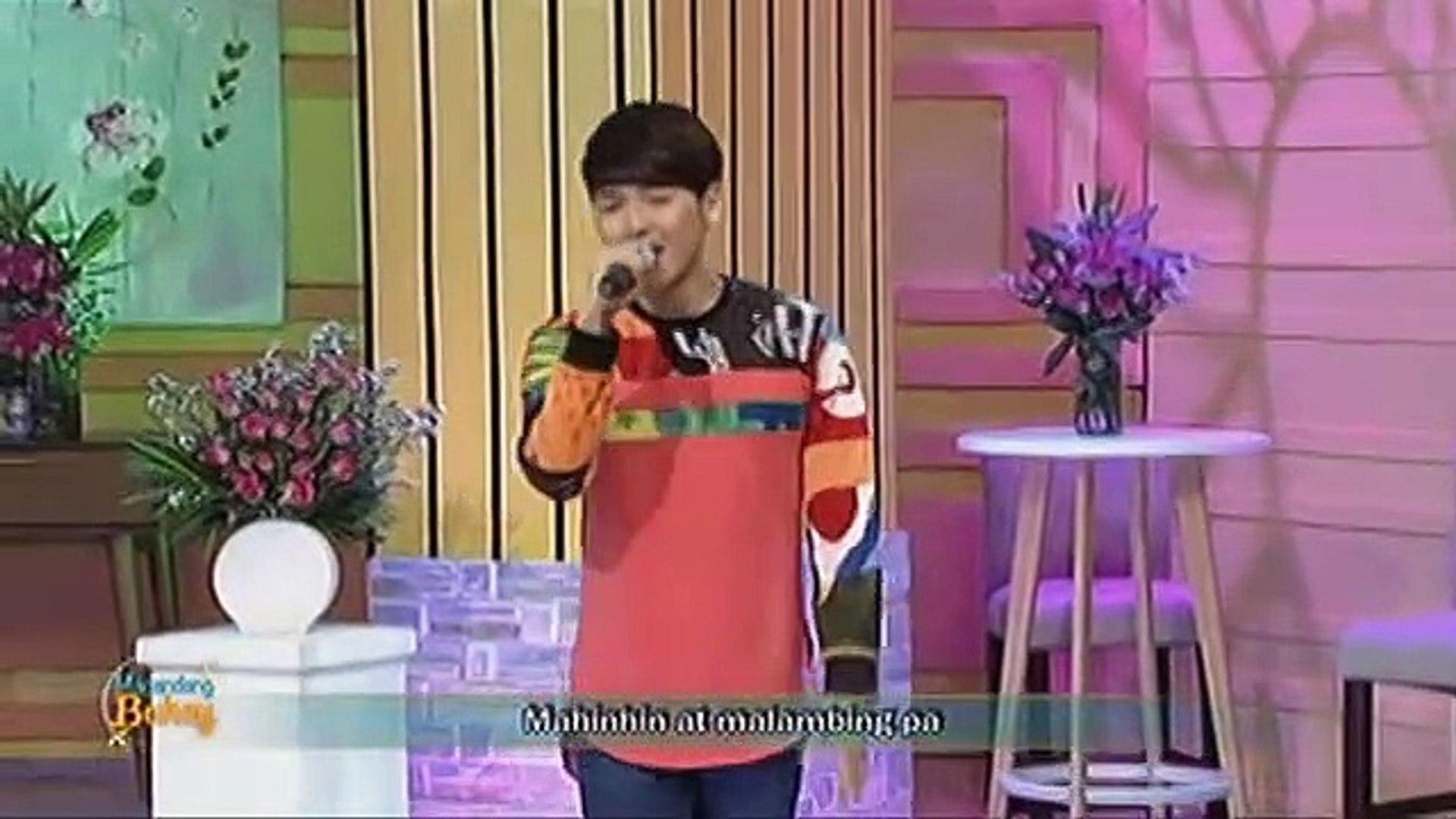 I Love OPM Grand Touristar Yohan Hwang sings Gusto Kita
