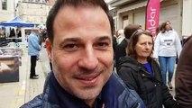 Vesoul (70) : Mario de la Star Ac à la Sainte-Catherine