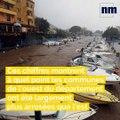 Cumul de pluie, Problème de circulation, Coupures d'électricité: voici le brief info de ce lundi après-midi