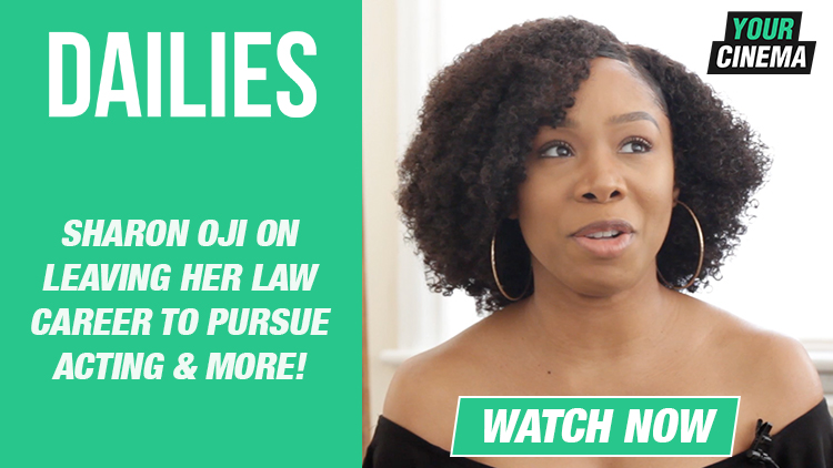 Sharon oji on giving up career in law to pursue her career as an actor! #DAILIES