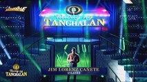 Visayas contender Jim Lorenz Cañete sings Frank Sinatra's The Way You Look Tonight