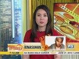 Chris Brown, kinasuhan ng pananakit