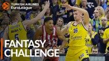 Turkish Airlines EuroLeague Regular Season Round 11: Fantasy Challenge