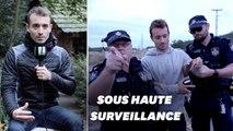 """Hugo Clément dans """"Sur le Front des océans"""": il nous raconte sa traque par la police australienne"""