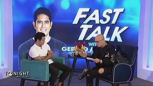 Fast Talk with Gerald Anderson: Kinikilig ba si Gerald kay Bea?