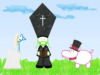 Ostrich, Hippo & Jesus on Grass: Tha After Skool Special - Part 1