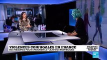 """Marguerite Stern: """"En France le problème est que la loi n'est pas appliquée"""""""