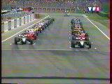 Formule 1 - Grand Prix Saint-Marin - départ 1999