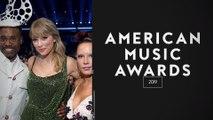 2019 American Music Awards Red Carpet Recap