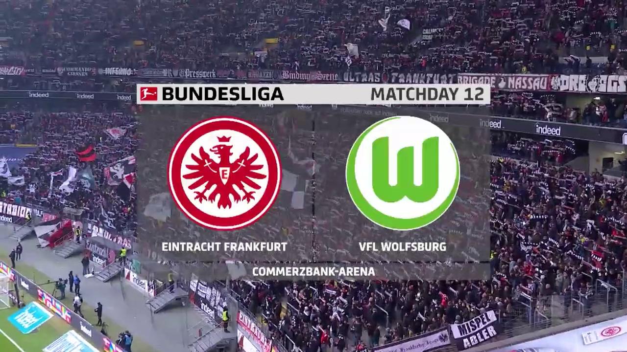 Eintracht Frankfurt - Wolfsburg (0-2) - Maç Özeti - Bundesliga 2019/20