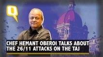 Hemant Oberoi on 26/11 Attacks and 'Hotel Mumbai'