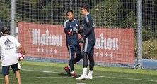 Real Madrid, PSG : le duel Courtois-Navas en chiffres