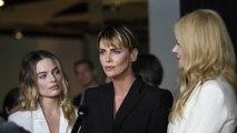 Charlize Theron: toujours aussi difficile de faire un film sur le harcèlement sexuel