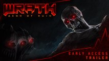 WRATH Aeon of Ruin Early Access Release Trailer (Official FPS Pixel Game 2019)
