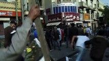 التظاهرات متواصلة في بغداد وجنوب العراق