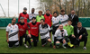 Blind Football: a special day at Milanello for a special game of football