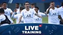 Replay : 15 minutes d'entraînement avant Real Madrid - Paris Saint-Germain