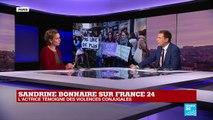 """Sandrine Bonnaire : """"Il y a 20 ans j'ai été agressée par mon compagnon"""""""