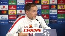 Tuchel ne veut pas choisir entre Mbappé et Neymar - Foot - C1 - PSG