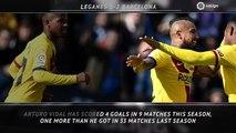 5 Things - Vidal can't stop scoring