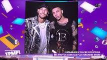 Quand Olivier Rousteing pose avec les plus grandes stars sur Instagram