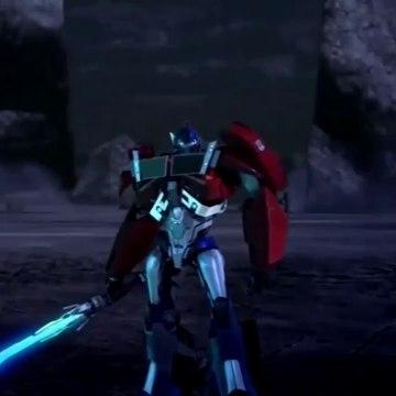 Transformers Prime Season 2 Episode 20 TRASHEGIMIA Albanian (Shqip)