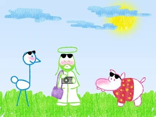 Ostrich, Hippo & Jesus on Grass: Tha After Skool Special - Part 2