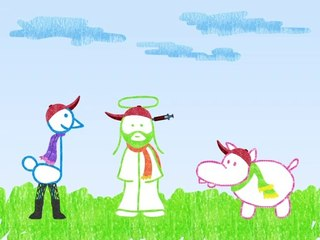 Ostrich, Hippo & Jesus on Grass: Tha After Skool Special - Part 3