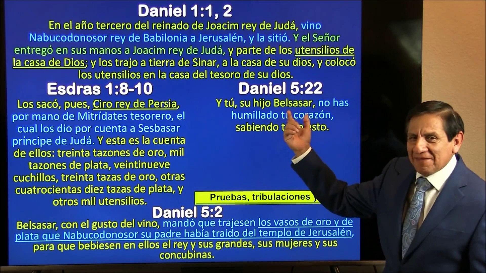 Lección 9: Pruebas, tribulaciones y listas - Escuela sabatica 2000