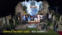Jumanji: The Next Level: Red Carpet