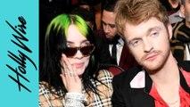 Billie Eilish's Brother Finneas Talks Working w/ Selena Gomez at American Music Awards!