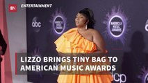 Lizzo And The Smallest Bag Ever