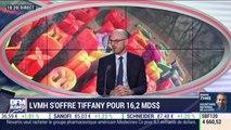 LVMH s'offre Tiffany pour 16 milliards de dollars - 25/11