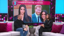 Kim Kardashian Can 'Definitely Empathize' with Prince Harry & Meghan Markle's Need for 'Privacy'