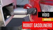 [CH] Robot que te llena el depósito de gasolina