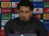 """Groupe A - Marquinhos : """"Sur des matches comme ça, Neymar sait prendre ses responsabilités"""""""