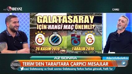 Derin Futbol 25 Kasım 2019