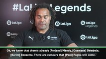 Mbappe will be the next French star in La Liga - Karembeu